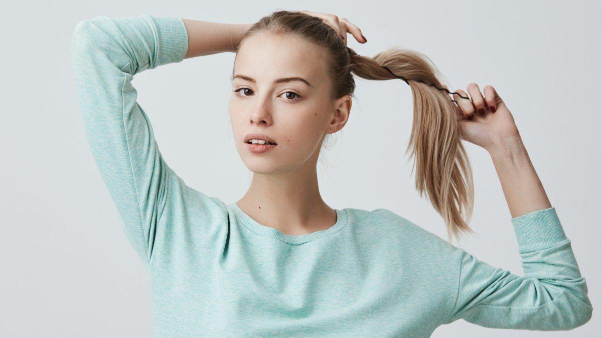 5. Melindungi rambut dari kerusakan
