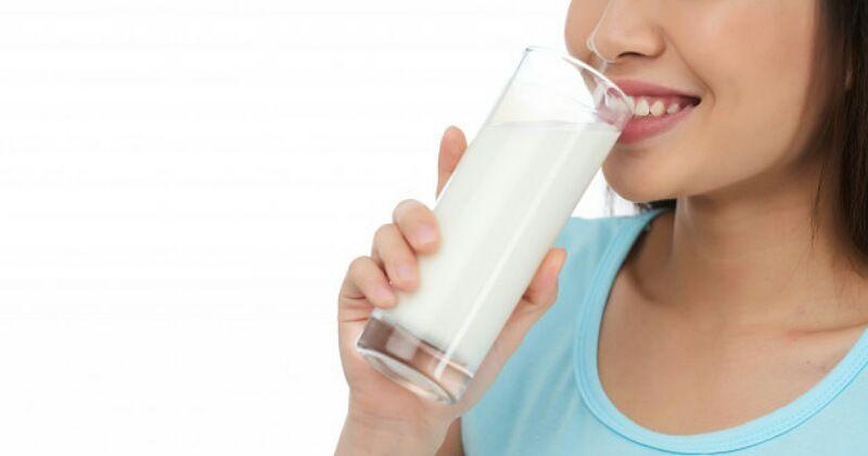 4. Manfaat susu selama kehamilan