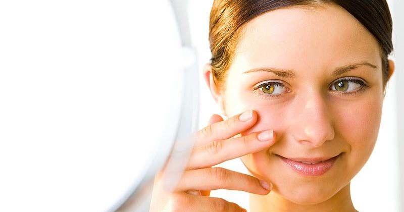 5. Mengecilkan pori-pori wajah