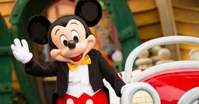 Happy Birthday Disney Rayakan Ulang Tahun Mickey Mouse ke-91