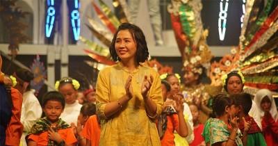 Veronica Tan Berikan Kejutan Saat Tampil Operet Aku Anak Rusun 2