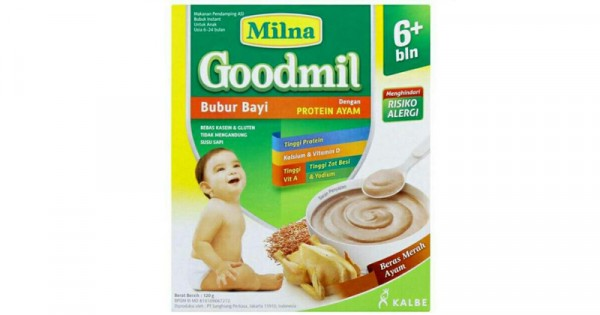 10 Merek Bubur Bayi Instan Penambah Berat Badan Yang Lezat Praktis Popmama Com