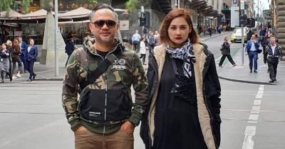 Tak Minum Pil KB Selama 2 Bulan, Mona Ratuliu Hamil Anak Keempat