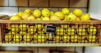 Jangan Asal Beli, Inilah 5 Cara Tepat Memilih Lemon Segar
