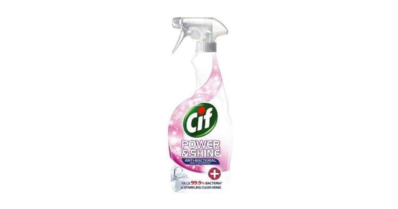 1.CIF Power Spray kemasan praktis