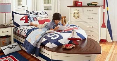 Agar Nyaman, Gunakan 5 Cara Mendekorasi Ruang Tidur Anak Laki-Laki Ini