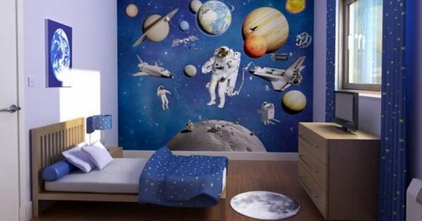 5 Cara Mendekorasi Ruang Tidur Anak Laki Laki Popmama Com