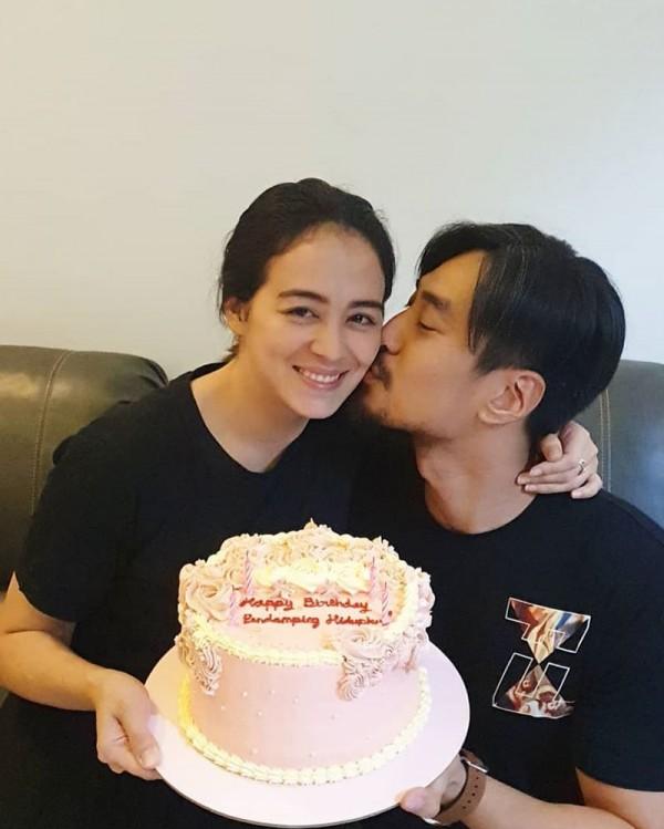 2. Perayaan ulang tahun Tiffany