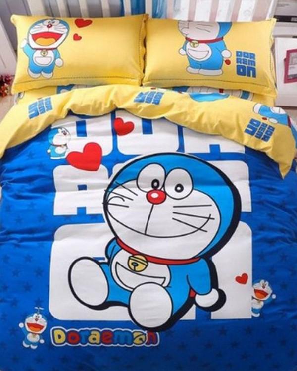 5 Rekomendasi Dekorasi Kamar Doraemon Sederhana Untuk Anak Anak Popmama Com