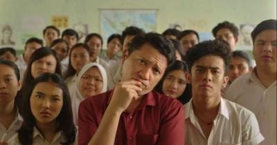Lewat Film Guru-Guru Gokil, Dian Sastro Ingin Sampaikan Pesan Positif