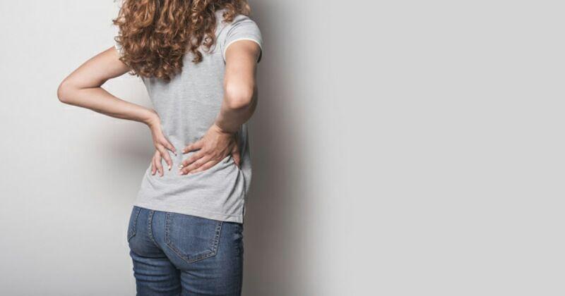 2. Kram sakit punggung