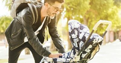 Seorang Papa Depok Tega Pukuli Bayi Berusia 7 Bulan