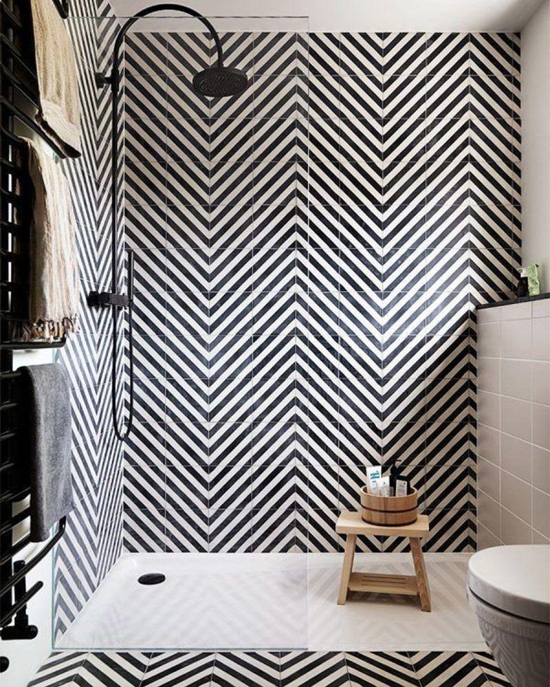 4. Motif keramik pattern tertentu bisa menjadi pilihan menarik