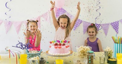 5 Ide Ulang Tahun Seru si Kecil saat Karantina dirumahaja