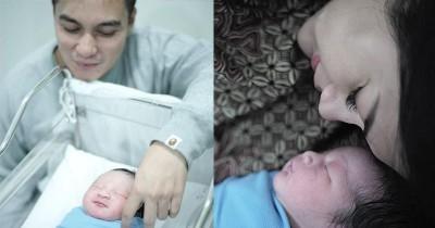 Sempat Ragu, Ternyata Arti Nama Anak Baim Wong & Paula Bermakna Indah!
