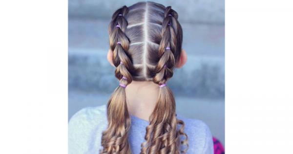 Inspirasi Gaya Kepang Rambut Anak Untuk Berbagai Acara Popmama Com