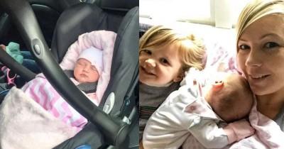 Tragis! Bayi 3 Minggu Nyaris Tewas Gara-gara 2 Jam Duduk di Car Seat