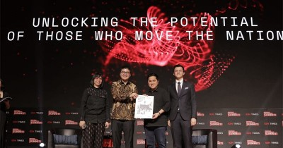 IMS 2020: Erick Thohir Ungkap Karakter Dirinya yang Visioner