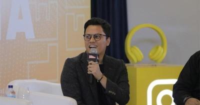 IMS 2020 Arief Muhammad Terapkan 3K Saat Mulai Jadi Content Creator