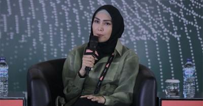 IMS 2020 Fenita Arie Bagikan Pengalaman Sebelum Mantap Berhijrah
