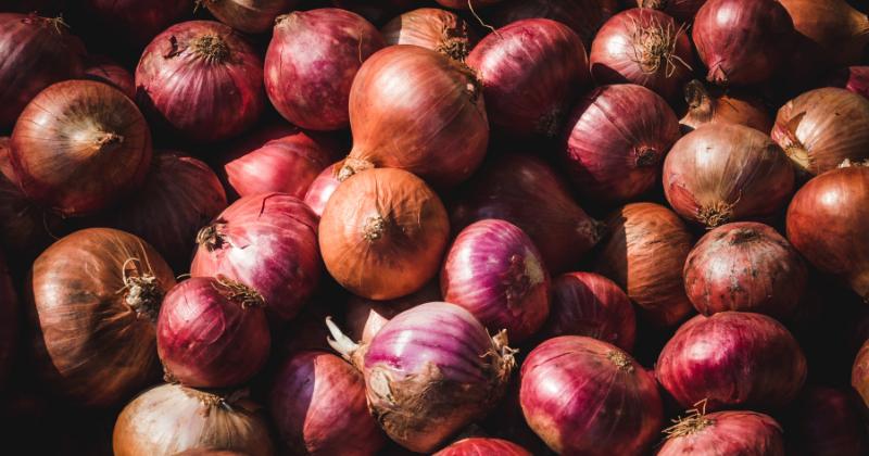5. Bawang merah pu mafaat luar biasa bagi tubuh