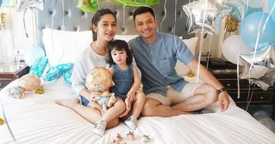 Papa Idola! Suami Nabila Syakieb Bonding dengan Anak Melalui Berkuda
