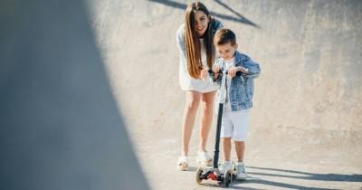 7 Rekomendasi Scooter Anak Aman Tahan Lama