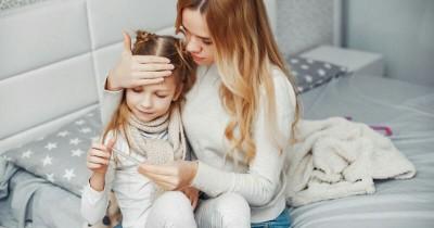 Agar Anak Lekas Sembuh, Patuhi 5 Pantangan Ini Saat Terkena Tipes