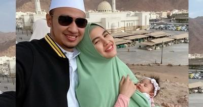 Sempat Dilarang Dokter, Kartika Putri & Suami Tetap Ajak Bayinya Umroh