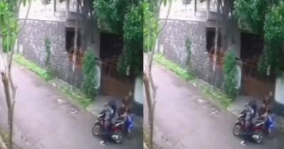 Motor Dibegal, Bocah SD Depok Kalahkan Pelaku Jadi Viral