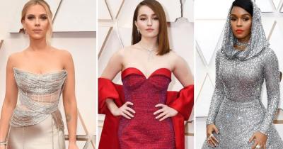 Menawan, Ini Gaya dan Makeup Para Artis Saat Menghadiri Oscar 2020