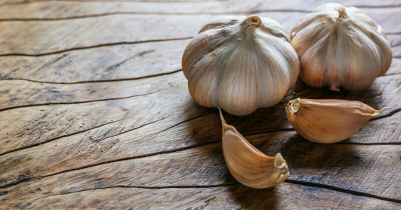 2. Bawang putih memiliki sifat antioksidan