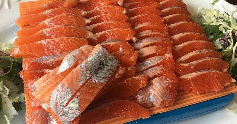 3. Ikan kod sumber protein baik