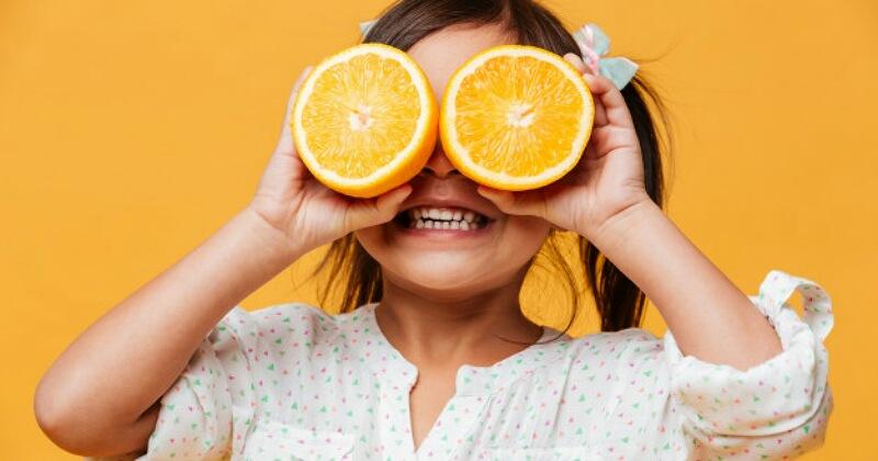 Manfaat Vitamin C Kesehatan Anak