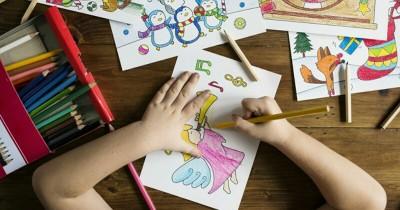 Selain Menyenangkan, Ini 9 Manfaat Kegiatan Mewarnai untuk Anak Balita