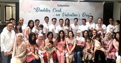 Special Valentine's Day Papa Masak si Kecil Kenapa Nggak