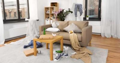 Tips Merapikan Barang Menumpuk Rumah