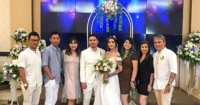 Sah Menikah, Ini 5 Fakta Kisah Cinta Sheila Marcia Dimas Akira