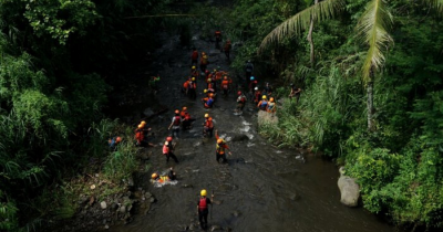 Tragedi Susur Sungai, 10 Pelajar Tewas Guru Pembina Jadi Tersangka