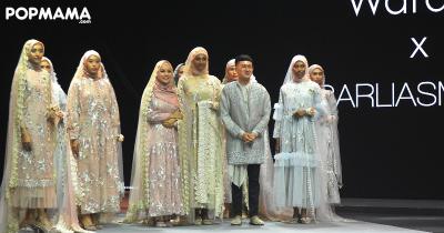 Barli Asmara Hadirkan Koleksi Busana Muslim Warna Lembut