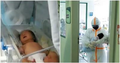 Tanpa Bantuan Obat, Bayi Usia 17 Hari Bisa Sembuh dari Virus Corona
