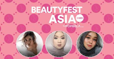 Ingin Bertemu Influencer Favoritmu Nantikan BeautyFest Asia 2020