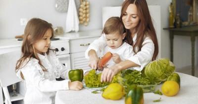 5 Daftar Makanan untuk Kesehatan JantungAnak di Usia Dini