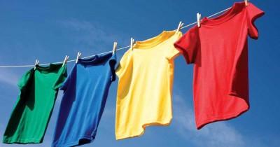 Corona Hidup Berhari-hari Pakaian, Begini Cara Mencuci Benar