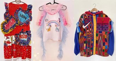 10 Ide Upcycling Baju Lama Menjadi Lebih Stylish a la Diana Rikasari