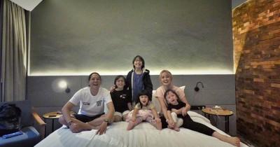 Family Goals Potret Hangat Joanna Raditya Bersama Keempat Anaknya