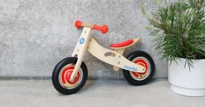 Agar Tepat, Ini Tips Memilih Balance Bike Pertama Anak