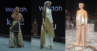 Jelang Puasa & Lebaran, Ini Dia Inspirasi Busana Muslim dari Desainer