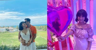 9 Potret Baby Bump Vanessa Angel saat Hamil Anak Pertama