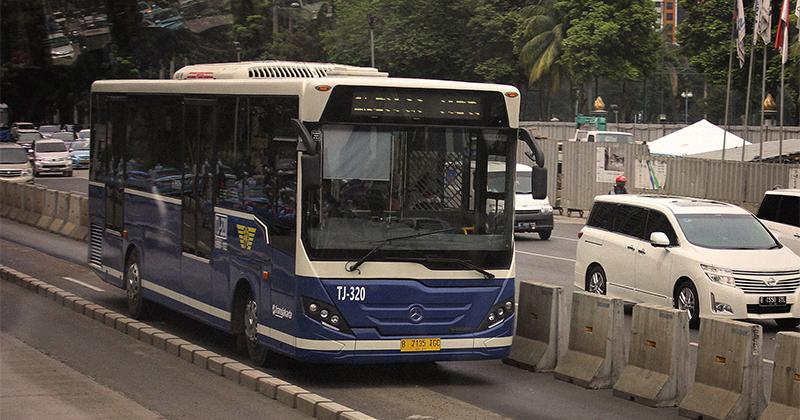 3. Perbedaan dari aturan moda transportasi